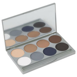 Graftobian HD Matte Eyeshadow Palette