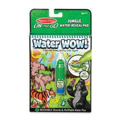 Melissa & Doug Water Wow! - Jungle (In packaging)