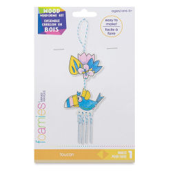 Wind Chime Kit - Toucan
