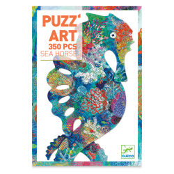 Djeco Puzz'Art - Sea Horse, 350 Pieces