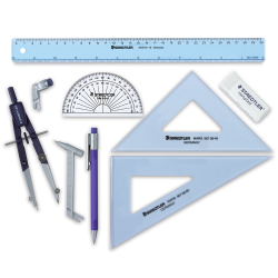 Staedtler Super Math Set - Set of 11