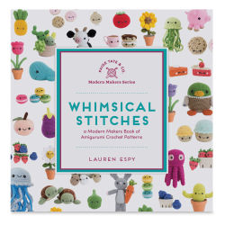 Whimsical Stitches, Book Cover