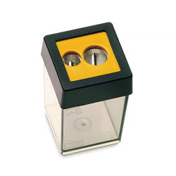 Dahle Canister Pencil Sharpener - Dual Hole