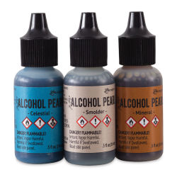 Ranger Tim Holtz Alcohol Ink - Kit 4, Pearls