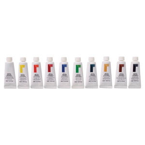 Acrylics Set by Reeves - 10 Tubes