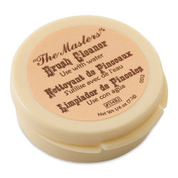 The Masters Brush Cleaner and Preserver - Travel Size, 0.25 oz