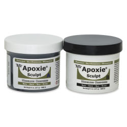 Aves Apoxie Sculpt, Black, 1 lb