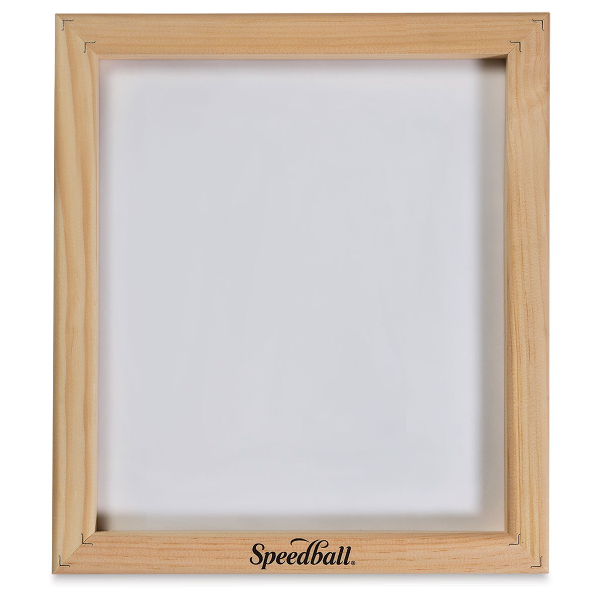 Speedball Screenprinting Frame - 110 Monofilament - 8 x 10