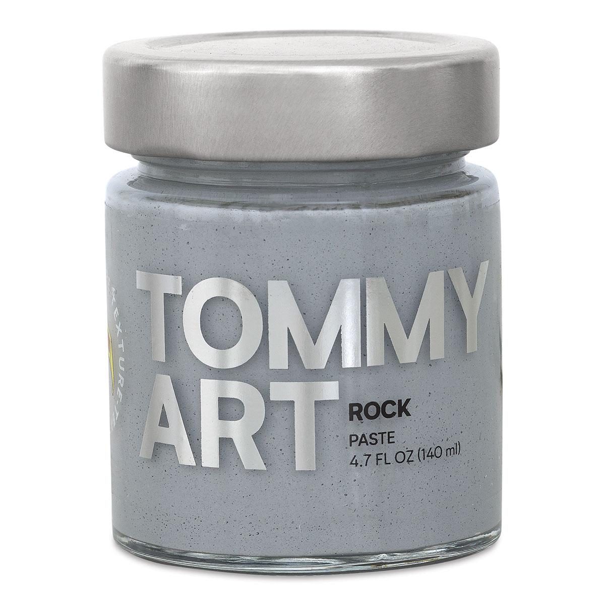 Tommy Art DIY System - Rock Paste, 140 ml