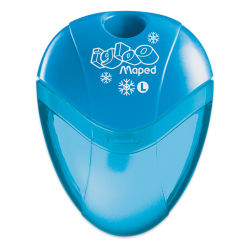 Maped I-Gloo Left-Handed Sharpener - Single-hole (example of Blue)