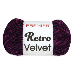 Premier Retro Velvet Yarn - Purple