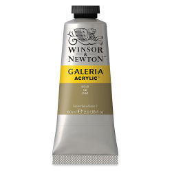 Winsor & Newton Galeria Flow Acrylics - Gold, 60 ml tube