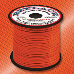 Rexlace - 100 yards, Orange