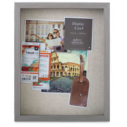 Nielsen Bainbridge Gallery Solutions Shadow Box, 11'' x 14'', Gray