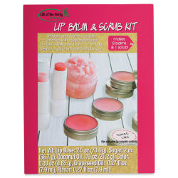 Life of the Party Lip Balm and Scrub Kit