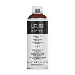 Liquitex Professional Spray Paint - Cadmium Red Deep Hue 3, 400 ml can