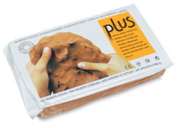 Activa Plus Clay-Terra Cotta 2.2lb  Outside of Package