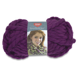 Red Heart Boutique Irresistible Yarn - 10 oz, Berry