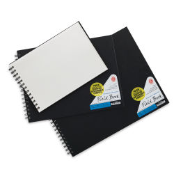Pentalic Watercolor Field Book - 7'' x 10'', 24 Sheets