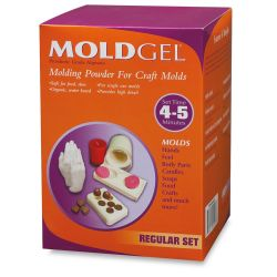 ArtMolds MoldGel Regular Set - 10 lb