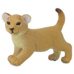 Safari Ltd Lion Cub Animal Figurine
