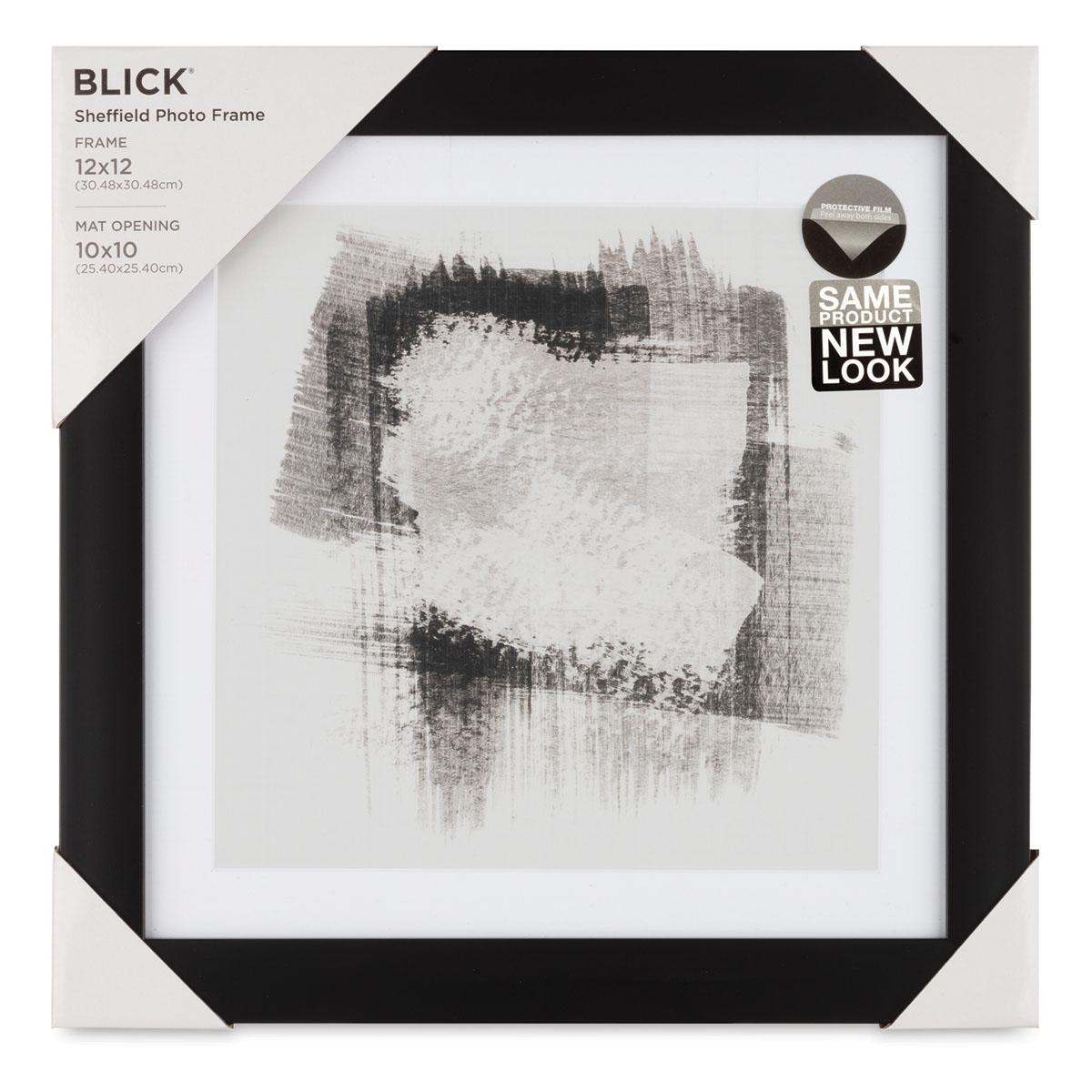 Blick Sheffield Frame - Black, 12