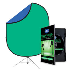 Savage Green Screen Photography - Green Screen Digital Photography Kit