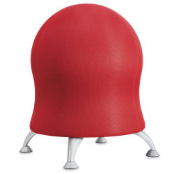 Safco Zenergy Ball Chair - Crimson