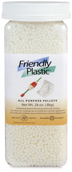 Friendly Plastic Pellets