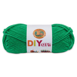 Lion Brand DIYarn  - Green