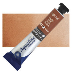 Daler-Rowney Aquafine Watercolors and Sets - Light Red, 8 ml, Tube