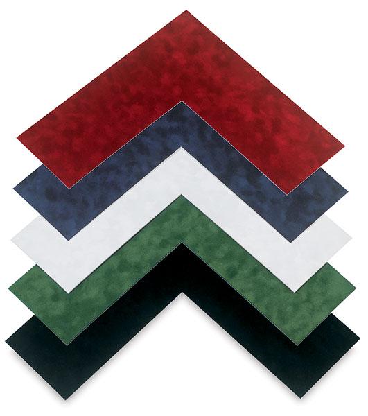 Crescent Moorman Fabric Matboard Blick Art Materials