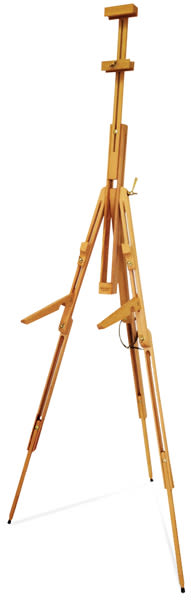 Mini Field Easel With Arms MBM-27M