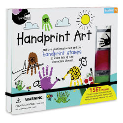 Spicebox Handprint Art Kit