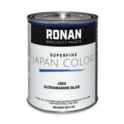 Ronan Superfine Japan Color - Ultramarine Blue, Quart