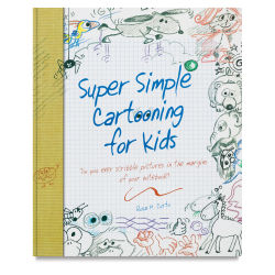 Super Simple Cartooning for Kids - Paperback
