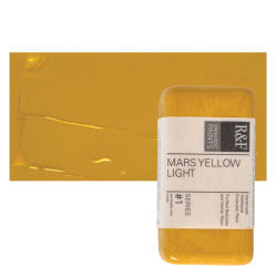 Mars Yellow Light