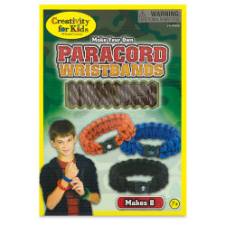 Faber-Castell Creativity for Kids Paracord Kit - Paracord Writstbands