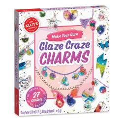 Klutz Make Your Own Glaze Craze Charms Kit