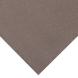 Awagami Shin Inbe Colored Paper - 21'' x 31'', Ash, Single Sheet