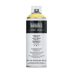 Liquitex Professional Spray Paint - Cadmium Yellow Deep Hue 6, 400 ml can