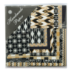 Shizen Mini Decorative Paper Value Pack - Black