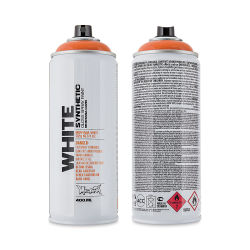 Montana White Spray Paint - Sunset, 400 ml can