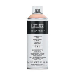 Liquitex Professional Spray Paint - Cadmium Red Light Hue 6, 400 ml can