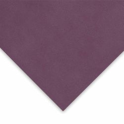 "Clairefontaine Pastelmat Board - Wine, 19-1/2"" x 27-1/2"" (corner close-up)"