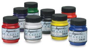 Textile Paint - Set of 6