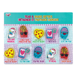 Fashion Angels Tear and Share Pack - Erasers