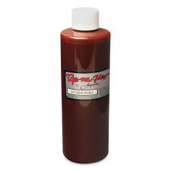 Jacquard Dye-Na-Flow Fabric Color - Burnt Umber, 8 oz bottle