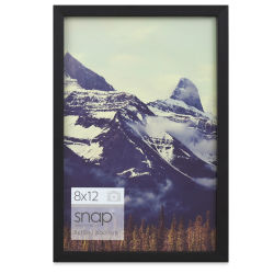 Nielsen Bainbridge Snap Wood Digital Format Frame - 8'' x 12''
