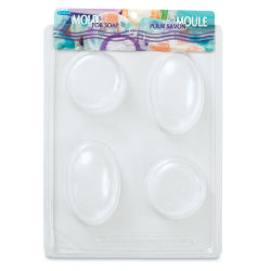 Life of the Party Soap Mold - Round and Oval Bars